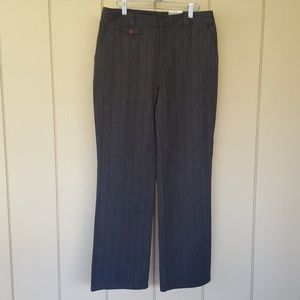 NWT. Sonoma women's grey trousers.